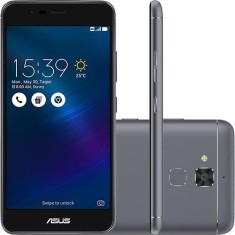 Smartphone Asus Zenfone 3 Max ZC520TL 16GB 13,0 MP 2 Chips Android 6.0 (Marshmallow) 3G 4G Wi-Fi