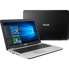 "Notebook Asus X555LF Intel Core i7 5500U 15,6"" 6GB HD 1 TB GeForce 930M"
