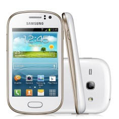 Smartphone Samsung Galaxy Fame 4GB GT-S6810 5,0 MP Android 4.1 (Jelly Bean) 3G Wi-Fi