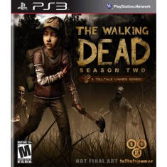 Jogo The Walking Dead: Season Two PlayStation 3 Telltale