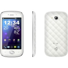 Smartphone Blu 4GB Amour 5,0 MP 2 Chips Android 4.0 (Ice Cream Sandwich) Wi-Fi 3G