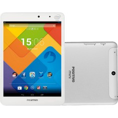"Tablet Positivo Mini Quad 8GB 7,8"" Android 5 MP"