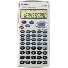 Calculadora Financeira Elgin FC-125