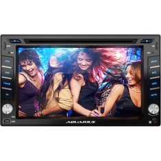 "DVD Player Automotivo Aquarius 6 "" DPA4001"
