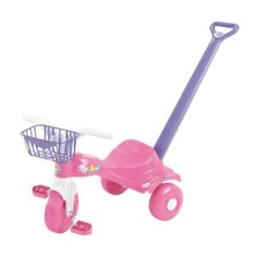 Triciclo Magic Toys Tico-Tico Fani
