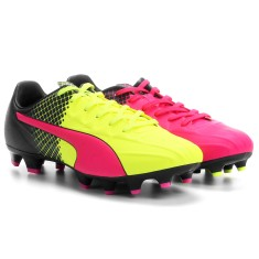 Chuteira Campo Puma Evospeed 4.5 Tricks FG Adulto