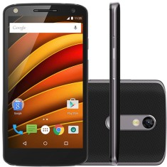 Smartphone Motorola Moto X X Force XT1580 64GB 21,0 MP 2 Chips Android 5.1 (Lollipop) 3G 4G Wi-Fi