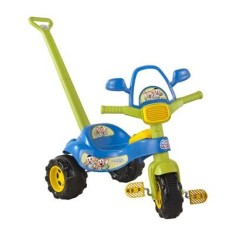 Triciclo Magic Toys Tico-Tico Cebolinha