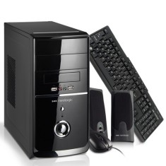 PC Neologic Intel Core i7 4790 3,60 GHz 4 GB HD 500 GB DVD-RW Linux Nli43538
