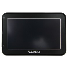 "GPS Automotivo Napoli NP-470 4,3 "" TV Digital"