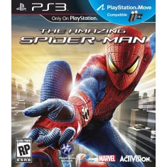 Jogo The Amazing Spider Man PlayStation 3 Activision