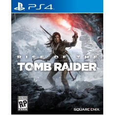 Jogo Rise of the Tomb Raider PS4 Square Enix