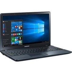 "Notebook Samsung Expert Intel Core i5 5200U 8GB de RAM SSD 240 GB 15,6"" GeForce 920M Windows 10 NP270E5K-XW1BR"