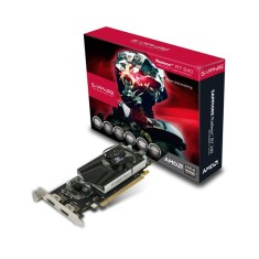 Placa de Video ATI Radeon R7 240 2 GB DDR3 128 Bits Sapphire 11216-07-20G
