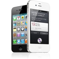 Smartphone Apple iPhone 4S 64GB Câmera 8,0 MP Desbloqueado 3G Wi-Fi