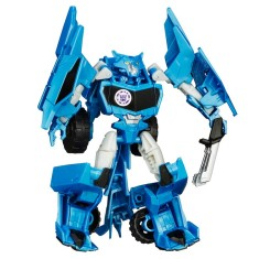 Boneco Transformers SteelJaw Robots In Disguise Warriors B0070 - Hasbro
