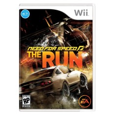 Jogo Need for Speed The Run Wii EA