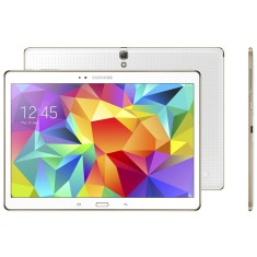 "Tablet Samsung Galaxy Tab S 4G 3G 16GB 10,5"" Android 4.4 (Kit Kat) 8 MP SM-T805M"