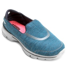 Tênis Skechers Feminino Casual Go Walk 3 Force
