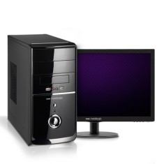 PC Neologic Intel Core i7 4790 3,60 GHz 4 GB HD 500 GB DVD-RW Windows 7 Professional Nli45740