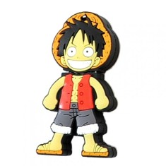 Pen Drive Importado 8 GB USB Luffy One Piece