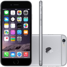 Novo Smartphone Apple iPhone 6 128GB iOS 8 3G 4G Wi-Fi