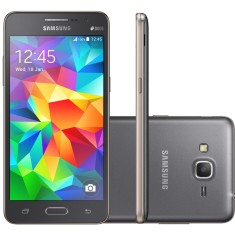 Smartphone Samsung Galaxy Gran Prime Duos 8GB G530H 8,0 MP 2 Chips Android 4.4 (Kit Kat) Wi-Fi 3G