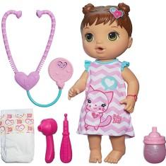 Boneca Baby Alive Cuida De Mim Hasbro Comparar Pre 231 O Zoom