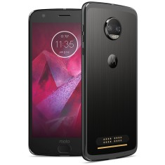 Smartphone Motorola Moto Z Z2 Force XT1789 64GB 12,0 MP 2 Chips Android 7.1 (Nougat) 3G 4G Wi-Fi