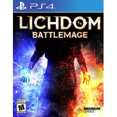 Jogo Lichdom Battlemage PS4 Maximum Games