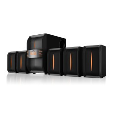 Home Theater Sumay 100 W 5.1 Canais SM-HT5085B