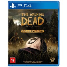 Jogo The Walking Dead The Telltale Series Collection PS4 Telltale