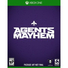 Jogo Agents of Mayhem Xbox One Deep Silver