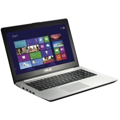 "Notebook Asus VivoBook Intel Core i7 4500U 4ª Geração 8GB de RAM HD 500 GB 14"" Touchscreen Windows 8 S451LA"