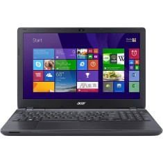 "Notebook Acer Aspire E Intel Celeron N2940 4GB de RAM HD 500 GB 15,6"" Windows 8.1 E5-511-C7NE"