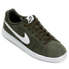 Tênis Nike Masculino Casual Court Royale Suede