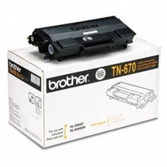 Toner Preto Brother TN-670