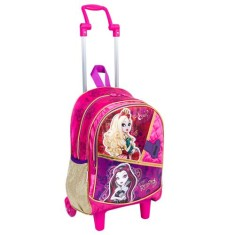 Mochila com Rodinhas Escolar Sestini Ever After High 16Y M 64311