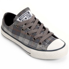 Tênis Converse Infantil (Menino) Casual CT AS Plaid OX