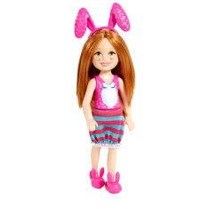 Boneca Barbie Family Chelsea Fantasy Rabbit Mattel