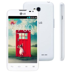 Smartphone LG L65 4GB D285 5,0 MP 2 Chips Android 4.4 (Kit Kat) Wi-Fi 3G