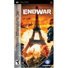 Jogo Tom Clancy´s End War Ubisoft PlayStation Portátil