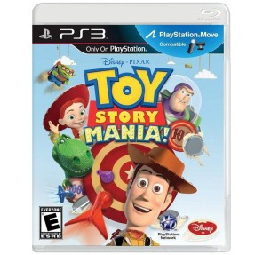 Jogo Toy Story Mania PlayStation 3 Disney