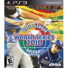Jogo Little League: World Series 2010 Baseball PlayStation 3 Activision