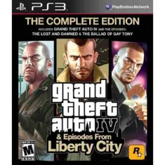 Jogo GTA IV: The Complete Edition PlayStation 3 Rockstar