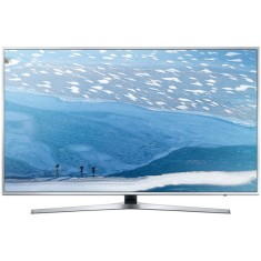 "Smart TV TV LED 65"" Samsung Série 6 4K HDR Netflix UN65KU6400 3 HDMI"