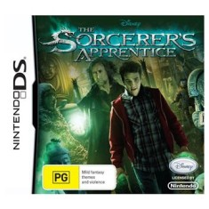 Jogo The Sorcerers Apprentice Disney Nintendo DS