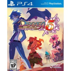 Jogo Disgaea 5 Alliance of Vengeance PS4 NIS
