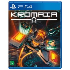Jogo Kromaia Omega PS4 Rising Star Games