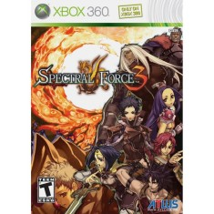 Jogo Spectral Force 3 Xbox 360 Atlus